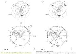Turbine mit einem Wendeflügel_12