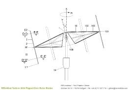 Turbine mit einem Wendeflügel_19